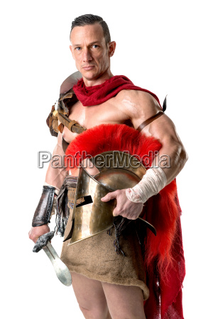 ancient, soldier, or, gladiator - 22723655