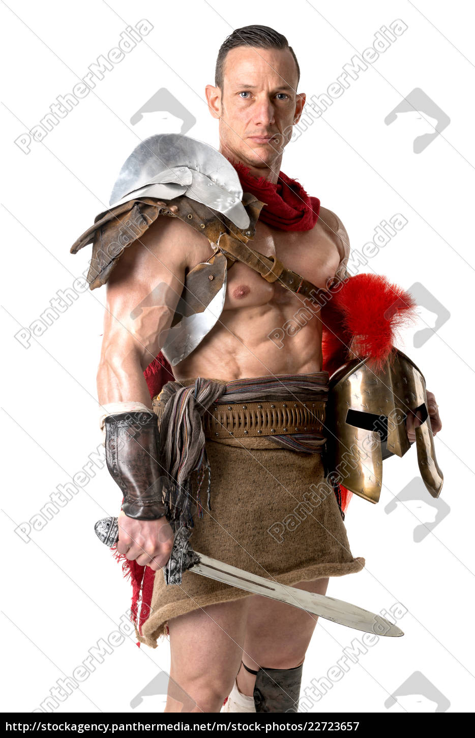 ancient, soldier, or, gladiator - 22723657