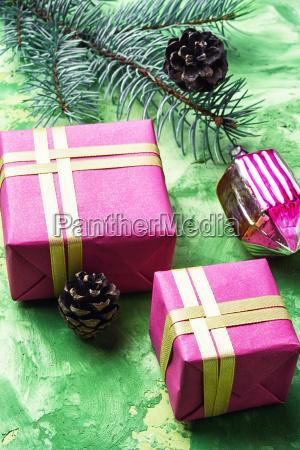 gift for christmas holidays