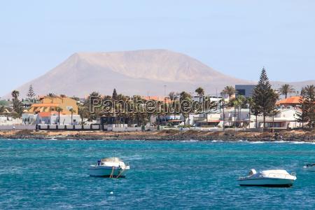 port of corralejo