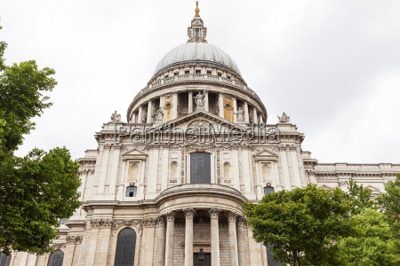 18th century st paul cathedral london