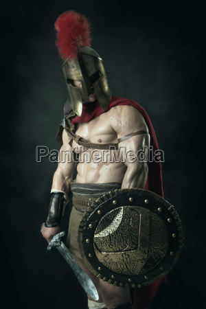 ancient, soldier, or, gladiator - 22731267