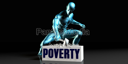 get rid of poverty