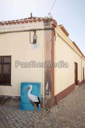 portugal algarve silves old town