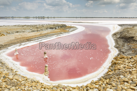 salt production in the camargue southern
