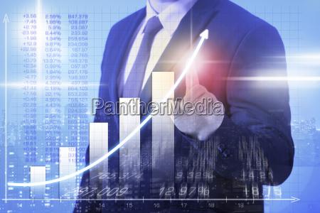 business, man, increasing, profits - 22755009