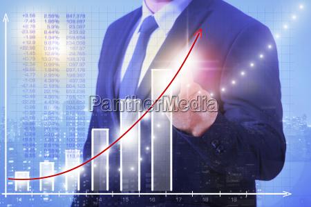 business, man, stock, price - 22755007