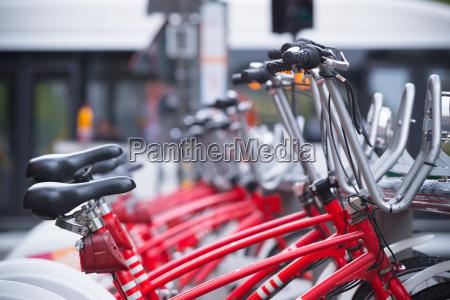 rental bikes in antwerp