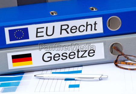 eu law and german laws