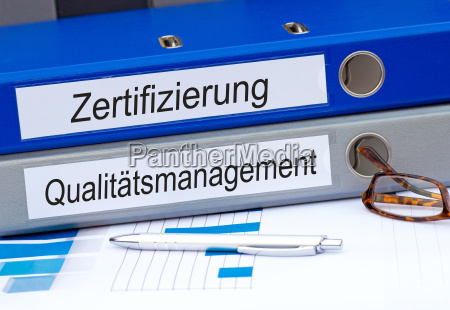 certification and quality management