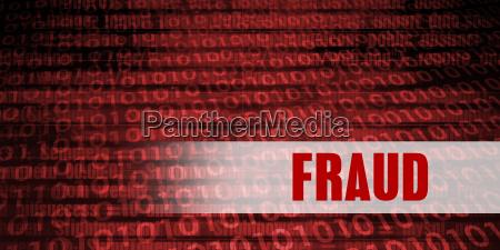 fraud security warning
