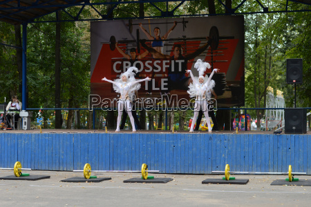 competitions crossfit