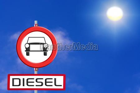 assina os carros diesel proibidos do