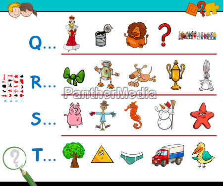 first letter of a word educational