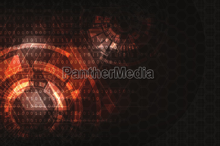 vector abstract background technology concept