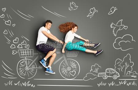 biking to the future