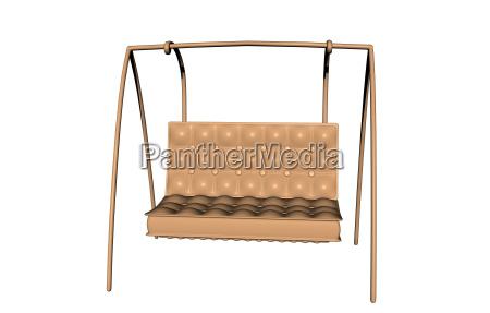 garden swing exempted