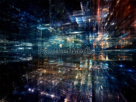 fire of digital world