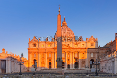saint peter cathedral in rome vatican