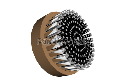wire brush exempted
