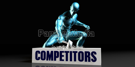 get rid of competitors
