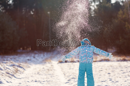 joys of the winter season