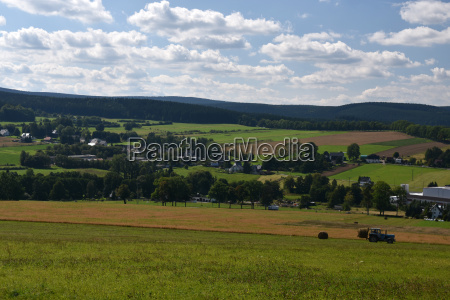 oberwiesenthaler strasse in crottendorf in the