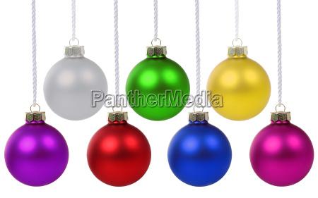 weihnachtskugeln weihnachten weihnachts kugeln haengen freisteller