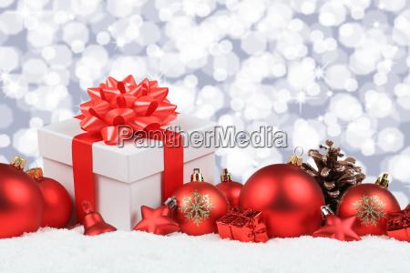 weihnachten geschenke weihnachtsgeschenke dekoration winter schnee