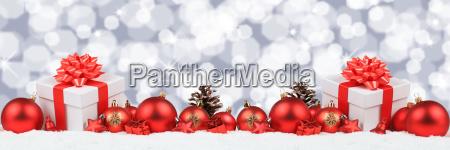 weihnachten geschenke weihnachtsgeschenke banner dekoration hintergrund