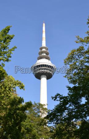 fern report tower mannheim