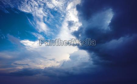 hurricane sky storm weather