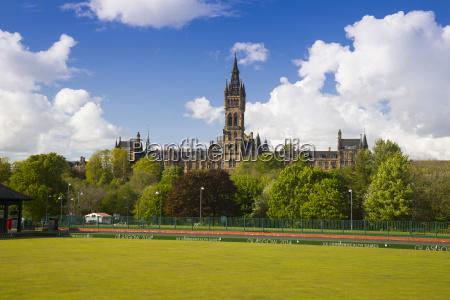 glasgow university glasgow scotland united kingdom