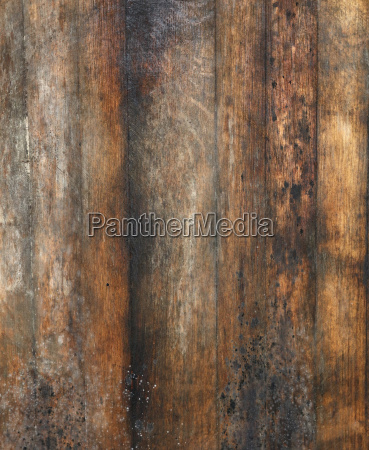 old aged brown wooden planks background