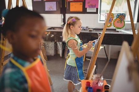educazione arte colore femminile pittura nero