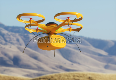 package delivery by drone