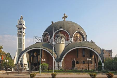 church of saint clement skopje