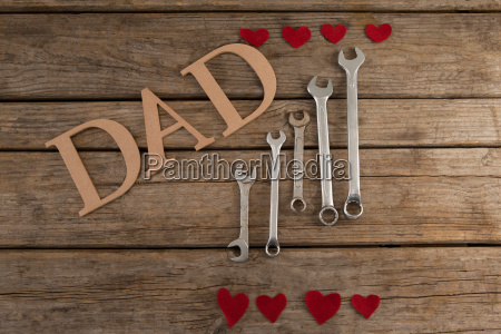 dad text by wrenches and heart