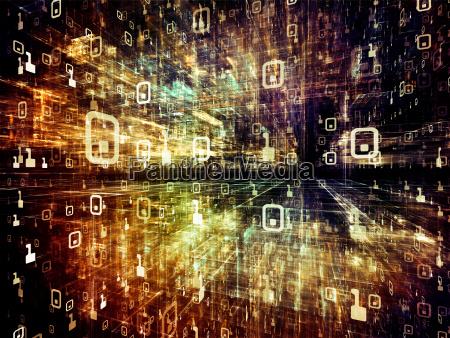 computing virtual world