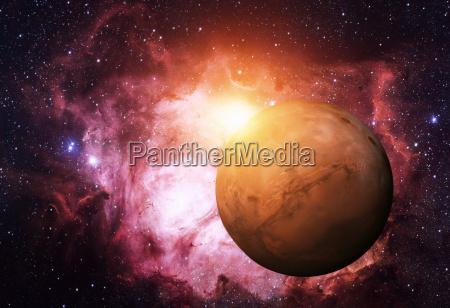 solar system mars it is