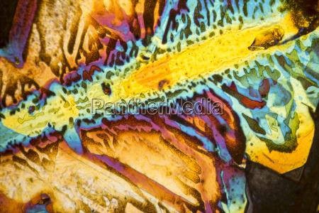 salt acid microcrystals