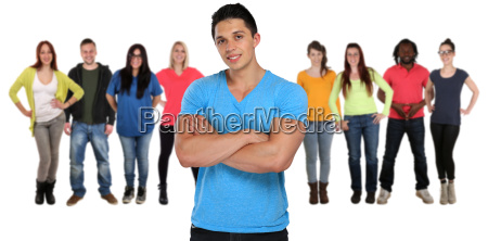 friends people young young people with