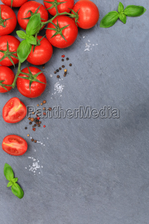 tomato tomato red vegetables upright slate