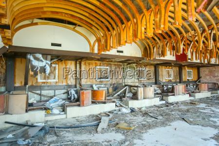 cafe restaurante arquitectura interior pared horizontalmente
