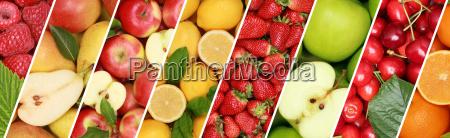 fruit fruit fruit food background banner