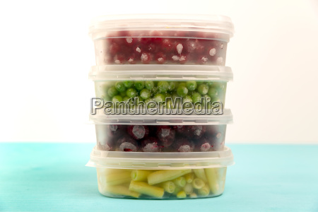 food packaging ingredients healthy frozen vegetables