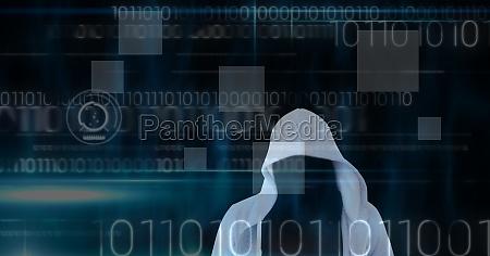digital, composite, image, of, hacker, on - 23247757
