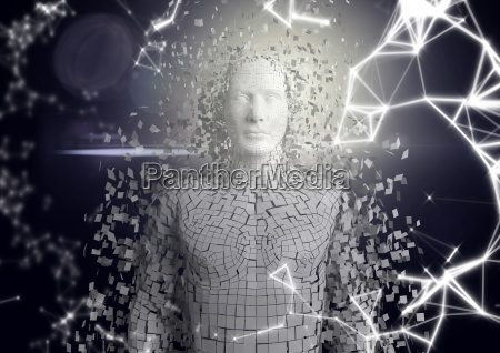 white network and white male ai