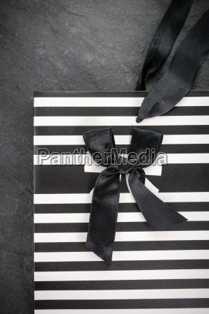 black friday sale black package in