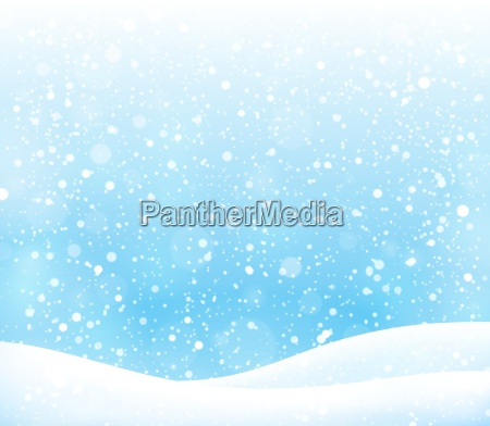 abstract snow topic background 3